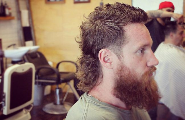 Phenomenal 25 Mullet Haircut For Men Trending In April 2020 Natural Hairstyles Runnerswayorg