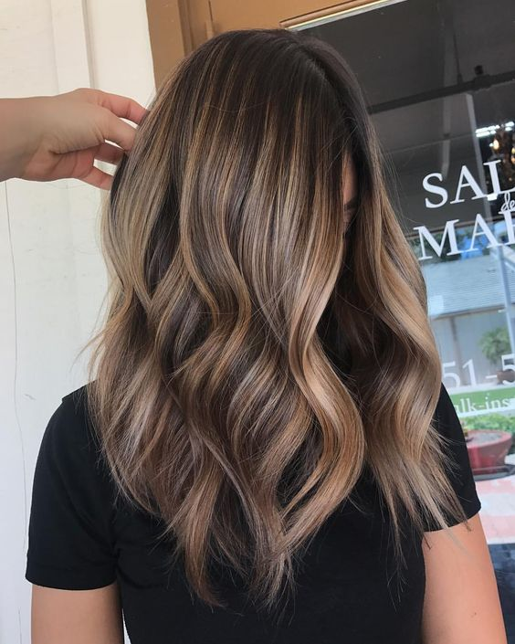 Charming Brown And Blonde Hair Ideas 2