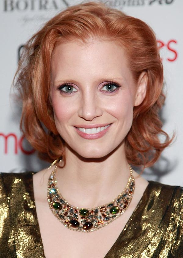 Awesome Short Curly Red Hair Styles 3