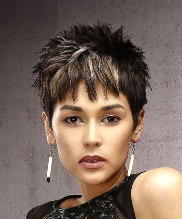 Awesome Short Spiky Hairstyles for Fine Hair 4