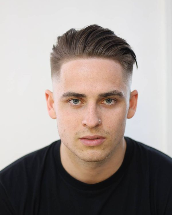 Blowout Haircut For Guys 35 Mens Blowout Fade Ideas May 2020