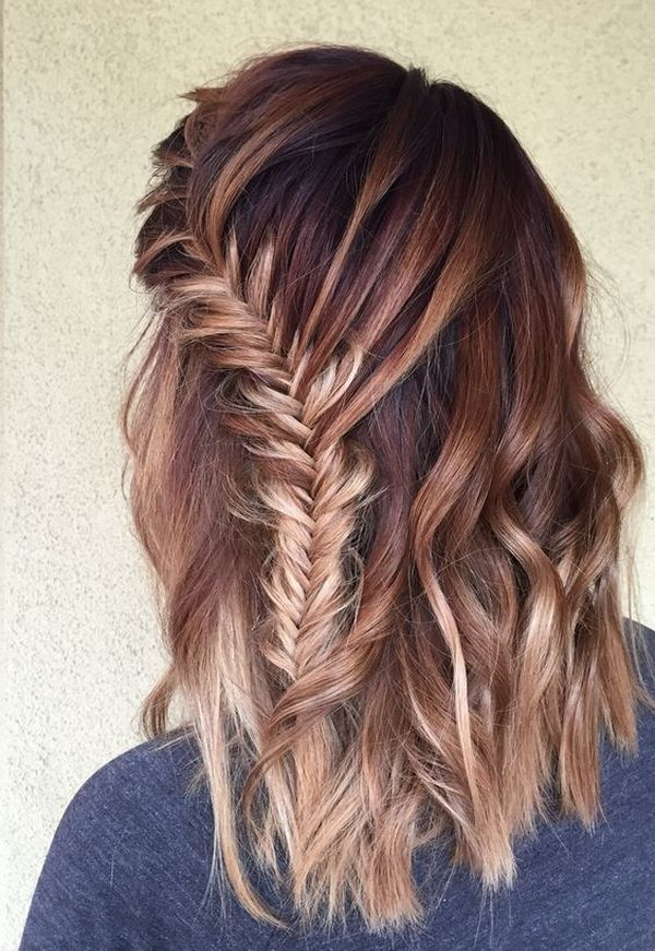 Cool Easy To Do Hairdos For Medium Thin Hair 2