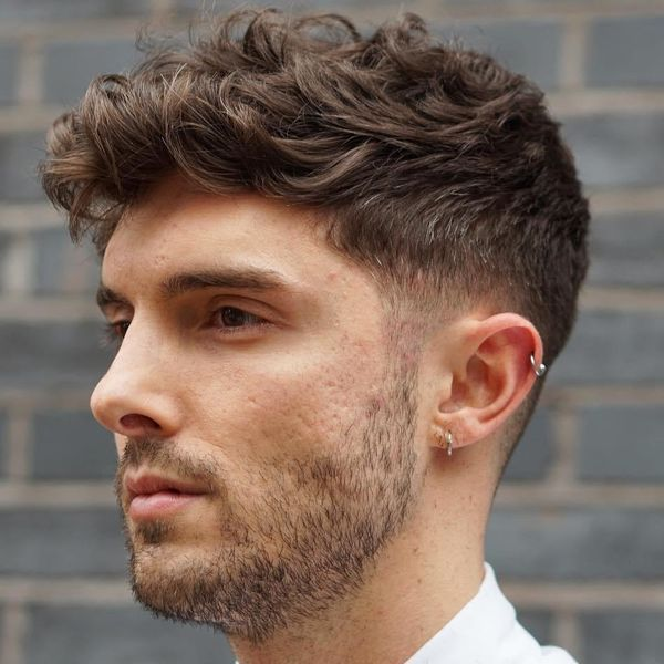 Cool messy haircuts for guys with thick hair 2