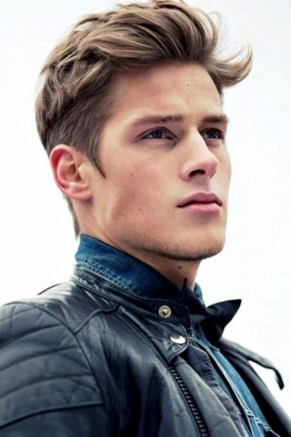 Cool messy haircuts for guys with thick hair 3