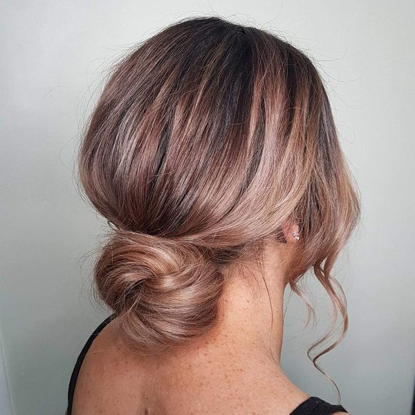 60 Easy Updos For Medium Hair (May 2020