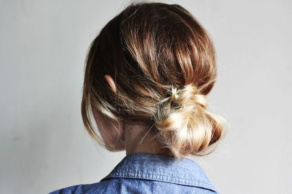 Cute Easy Hairstyles For Medium Length Hair To Do At Home 4