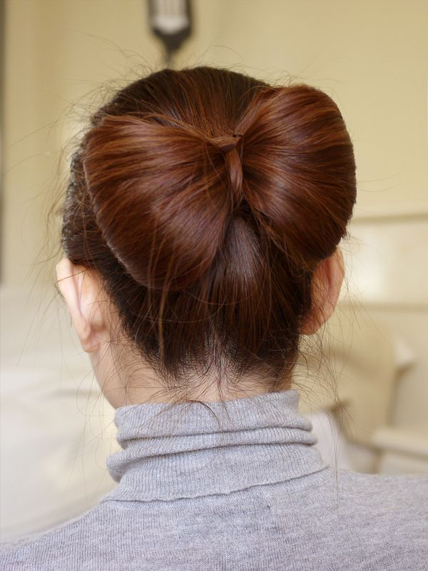 Easy Fancy Updos For Medium Hair Step By Step 2