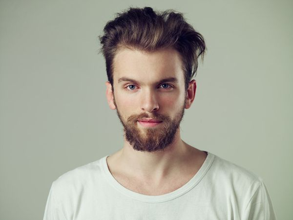 Easy Medium Length Messy Hairstyles For Guys 4