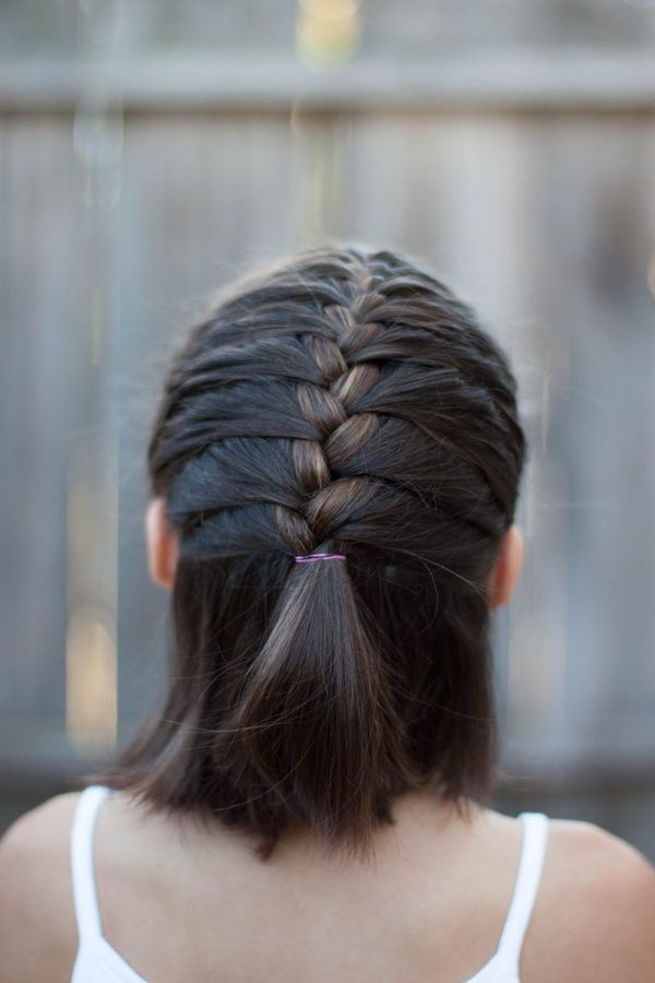 Easy To Style Casual Updos For Mid Length Hair 3