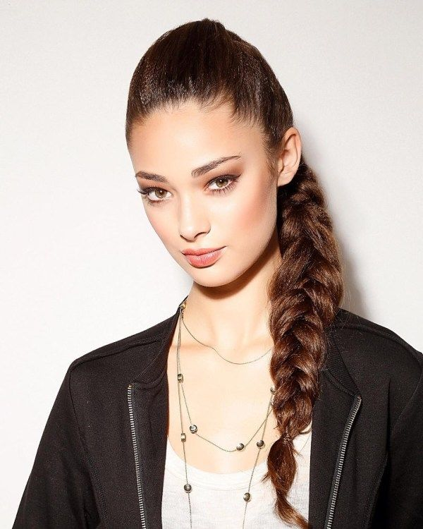 Easy braids for long hair to do yourself 2