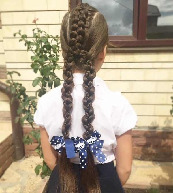Easy braids for long hair to do yourself 3