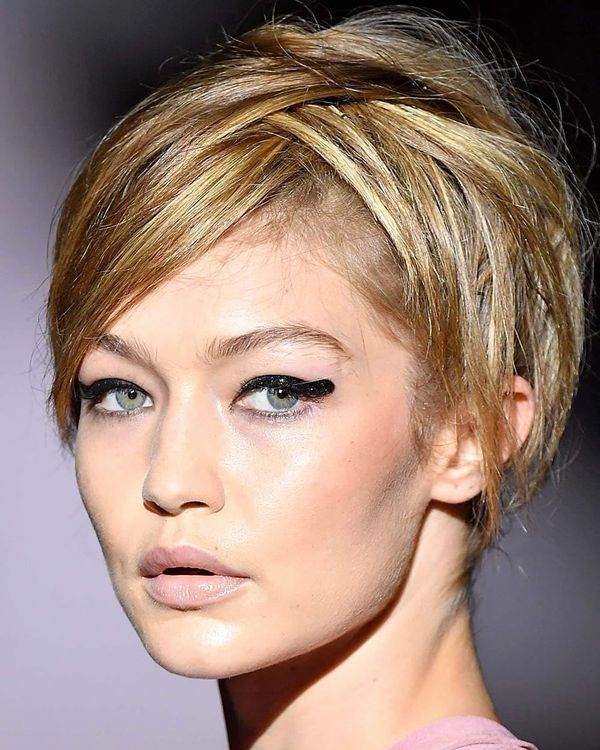 Eyecatching Hair Color Ideas for Short Hair 4