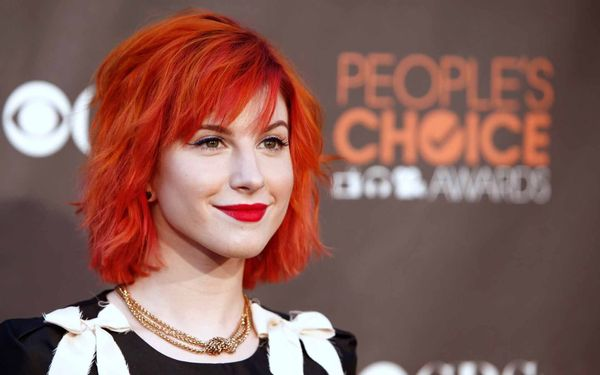 Famous Redheads With Short Hair 3