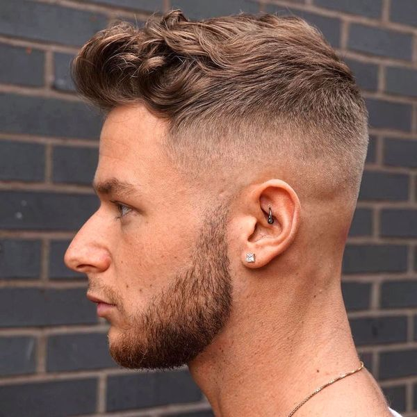 Mens Messy Hairstyles For Wavy Hair 5