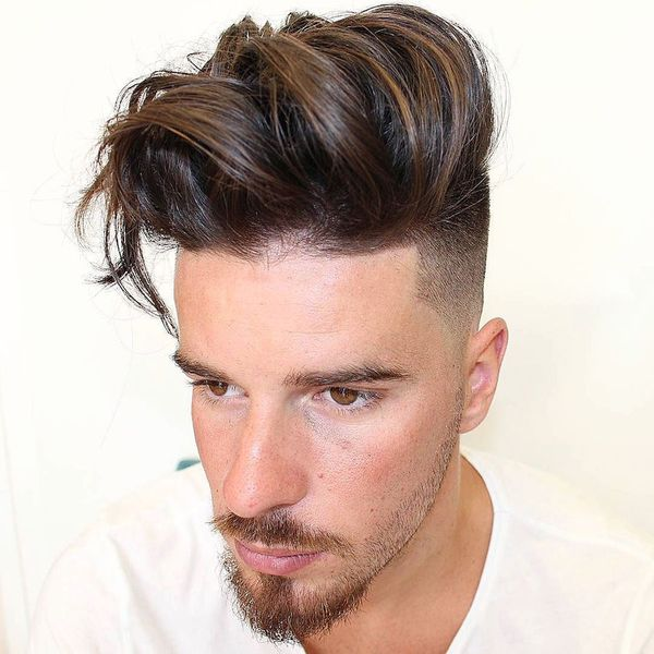 Modern Hairstyles For Guys To Get The Messy Hair Look 1