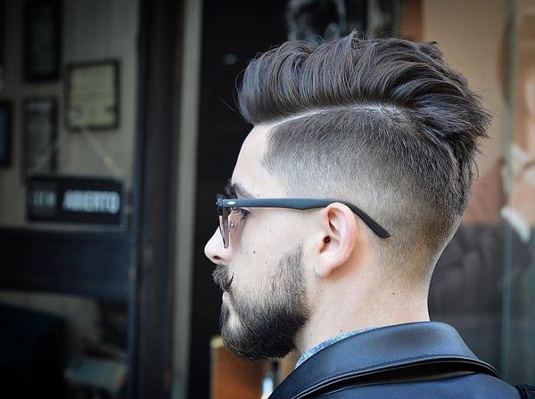 Modern Hairstyles For Guys To Get The Messy Hair Look 4