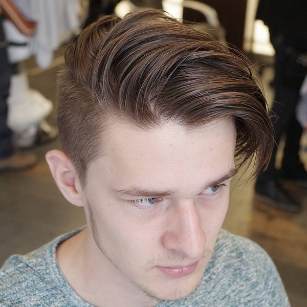 Modern Hairstyles For Guys To Get The Messy Hair Look 5
