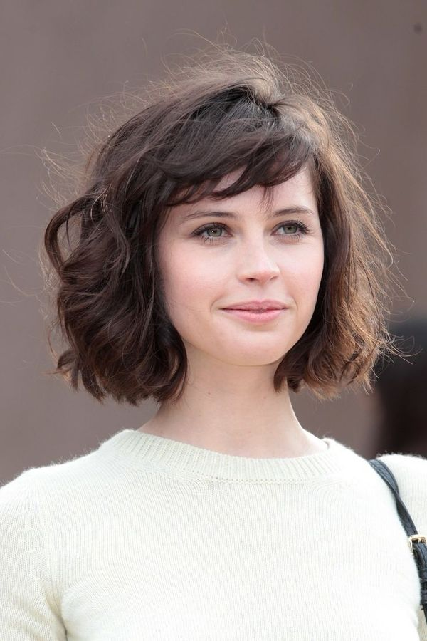 Romantic wavy hairstyles for short hair 1