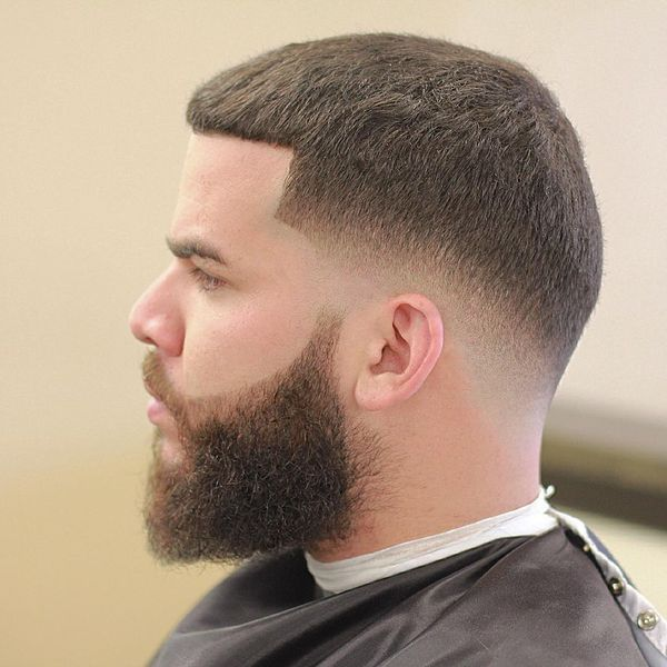 Short taper fade styles for guys 2