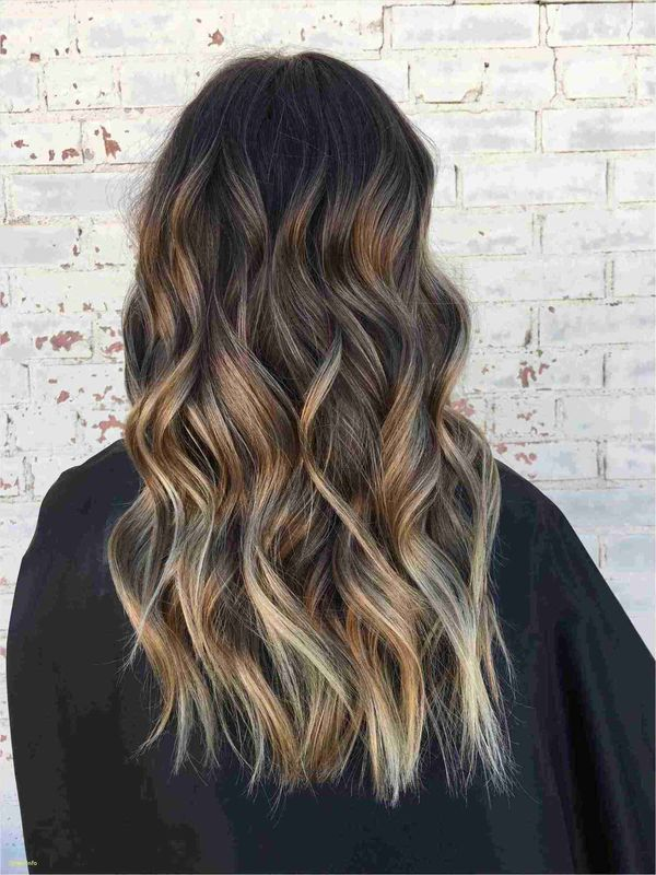 The Best Brown Balayage On Curly Hair 2