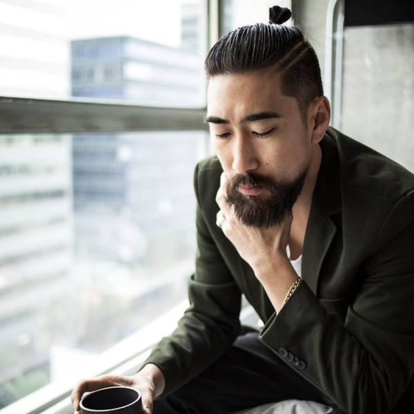 The Best Top Knot Men Styles to Try 3