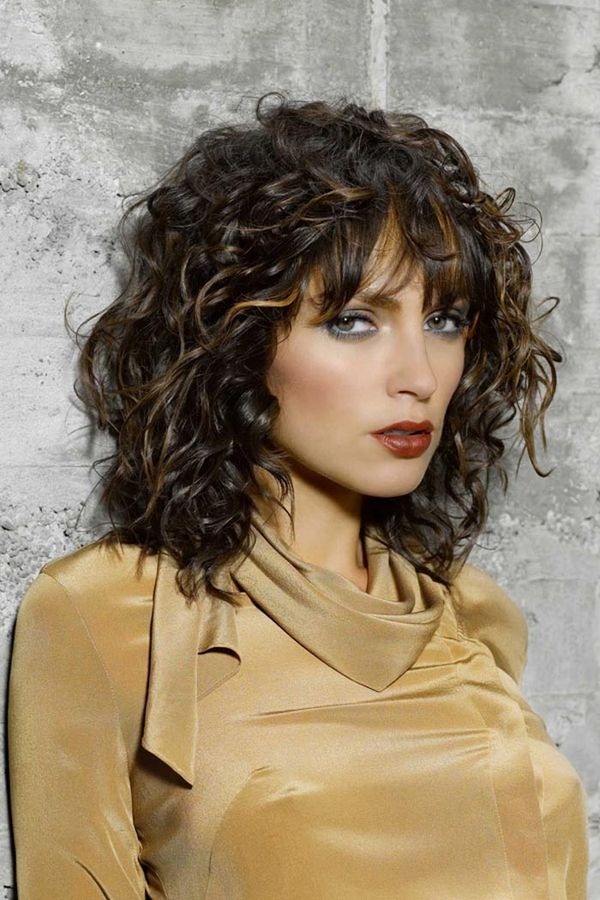 Medium Length Hairstyles For Thin Hair (Trending in March ...