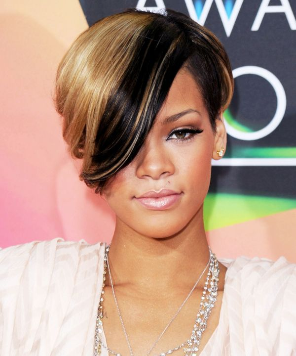 Unique Hair Colors for Girls with Short Hair 4