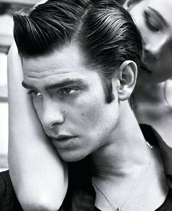Awesome 1950s Rockabilly Hairstyles for Men 1