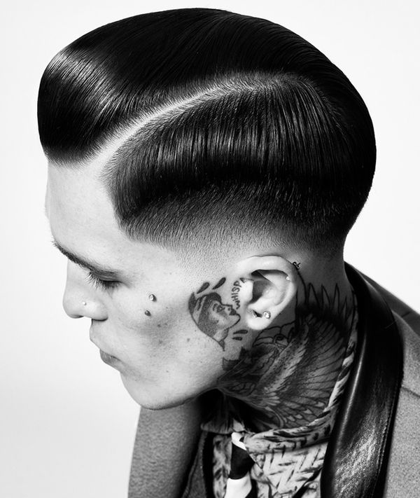 Awesome 1950s Rockabilly Hairstyles for Men 4