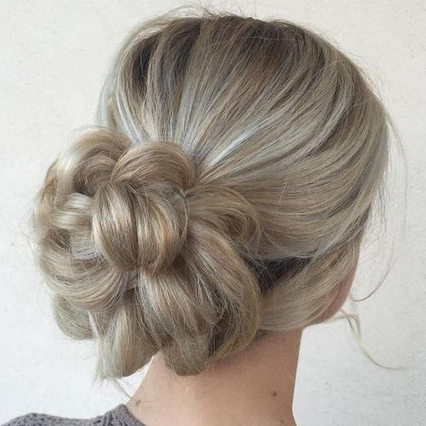 Pinned up Hairstyles for Long Hair 2