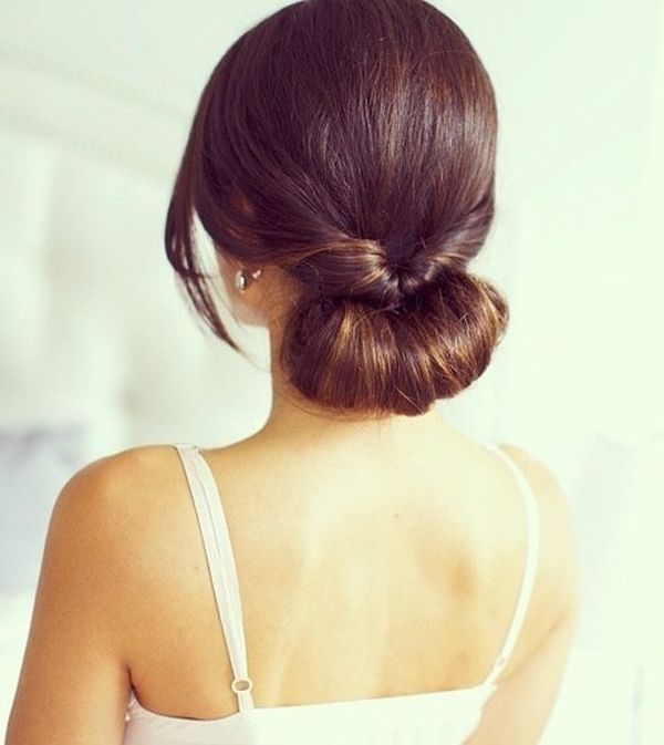 Fancy Updo Hairstyles for Long Hair 2