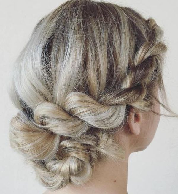 Beautiful Long Hair Updos to Try 2