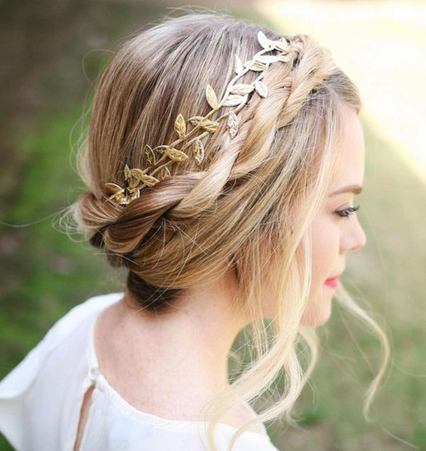 The Best Up Hairdos for Long Hair 5