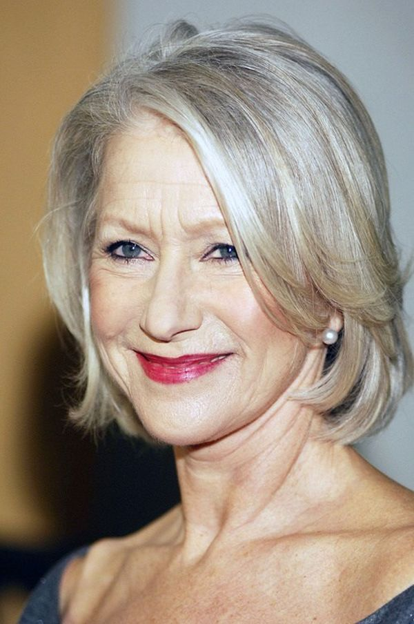 Popular Hairstyles for Women over 70 and 80 5