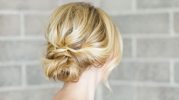 Tips on How to Do a Simple Updo for Long Hair 1
