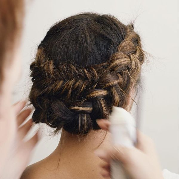 The Best Up Hairdos for Long Hair 1