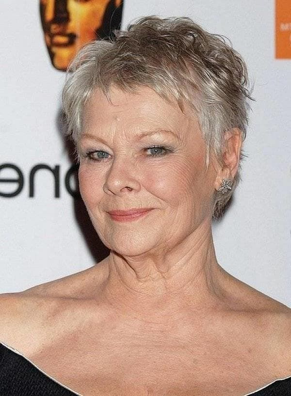 Easy Short Haircuts for Women over 70 3