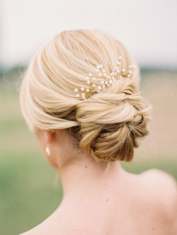 Fancy Updo Hairstyles for Long Hair 5