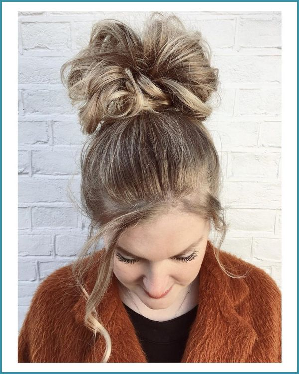 Beautiful Long Hair Updos to Try 5
