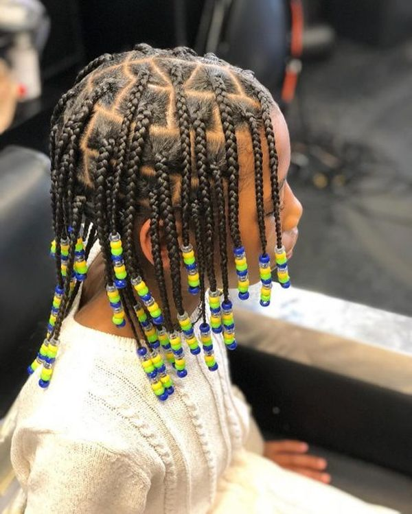 Awesome African Braids for Kids 2